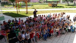 Гостува ни Дечко - ДГ №63 Слънце - София