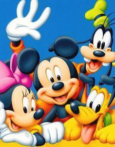 Втора група - Мики Маус 1